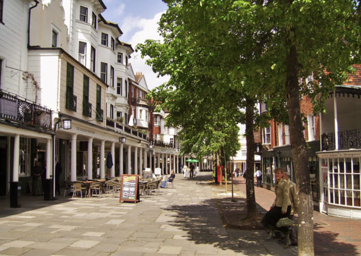 Pantilles Royal, Tunbridge Wells
