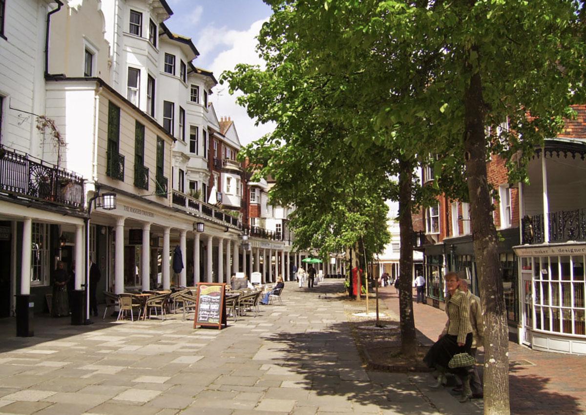 Royal Tunbridge Wells – Angleterre