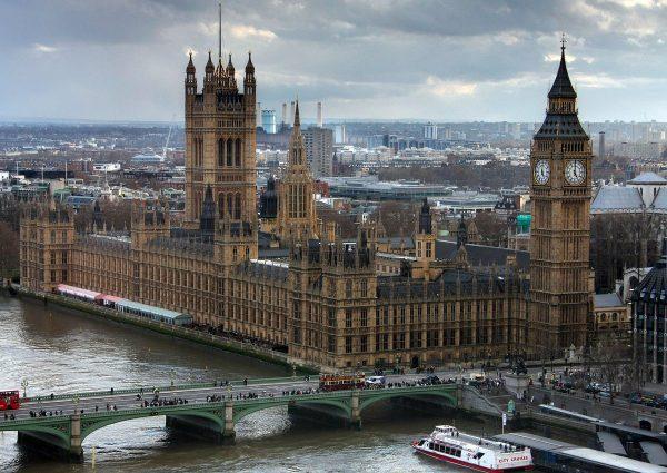Westminster Londres - Parlement et Big Ben