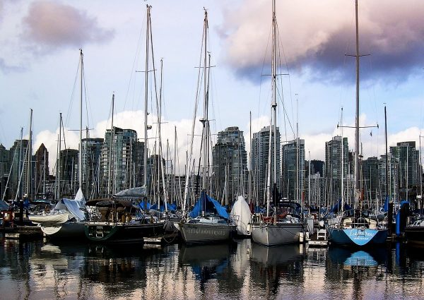 Heather Civic Marina Vancouver