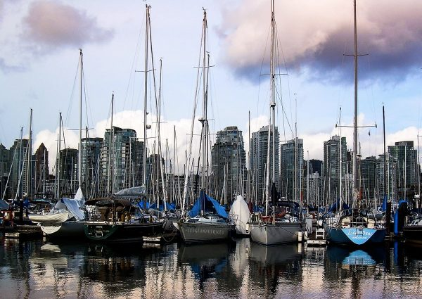 Heather Civic Marina Vancouver