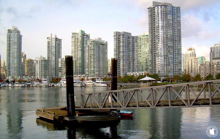 Spyglass Ferry Dock, Vancouver