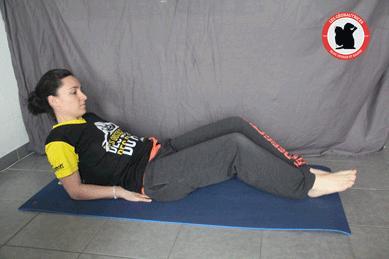 Elévation jambes