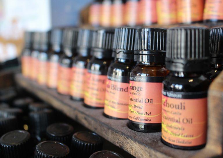L'aromathérapique en voyage
