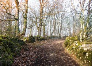 Randonnée «de pierre et d'eau» à Puyjourdes (46)