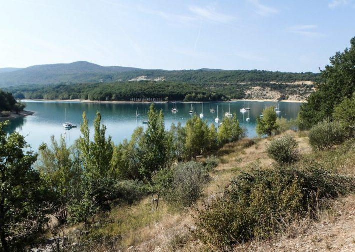 Bauduen - Lac de Sainte-Croix