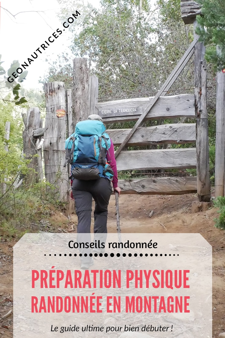 Préparation physique randonnée