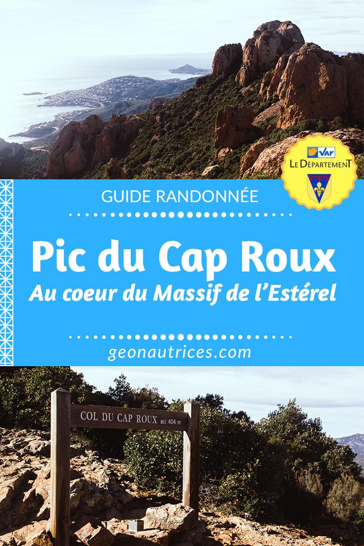 Le Massif de l'Estérel, sur la Côte d'Azur, est une chaîne de montagne volcanique et un terrain de jeu incroyable pour randonnée, courir et faire du VTT. Aujourd'hui, on vous emmène découvrir le PIc du Cap Roux au cours d'une randonnée à la journée particulièrement sympathique. #cotedazur #esterel #France
