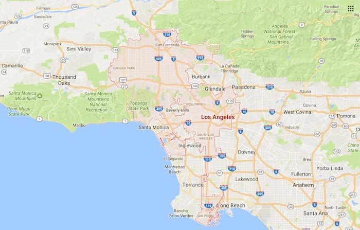 L.A. carte