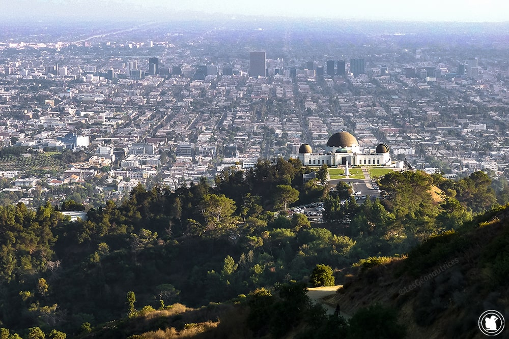 Griffith Observatory à Los Angeles