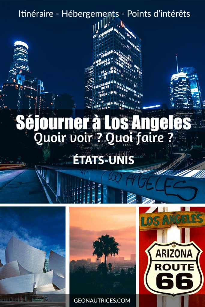 Que voir à Los Angeles ? D'où voir le Hollywood Sign ? Où manger et sortir ? Quels sont les plages de Los Angeles ? Nous répondons à toutes ces questions dans cet article. Allez voir ! #losangeles #cityofangels #voyageusa