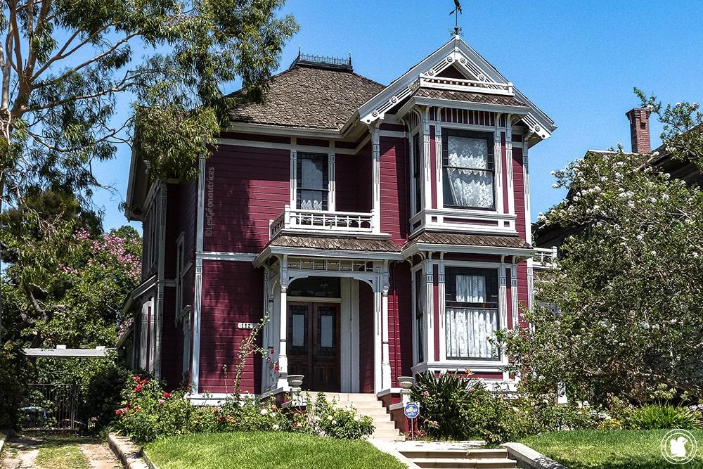 Manoir de Charmed à Los Angeles