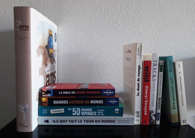 Read more about the article Top 20 des livres de voyage qu'on adore