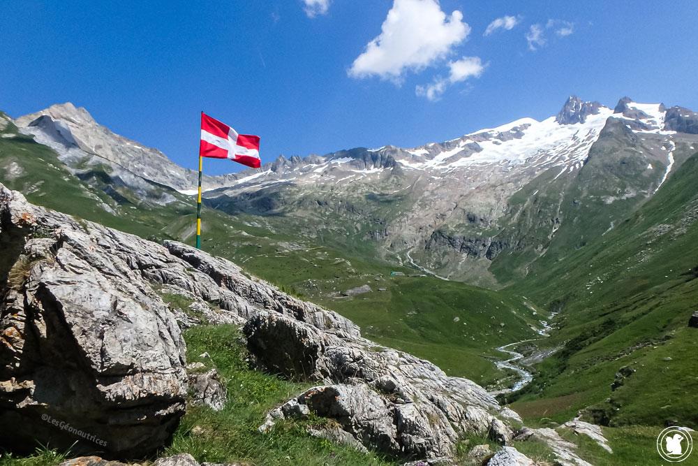 Tour du Mont-Blanc, Haute Savoie