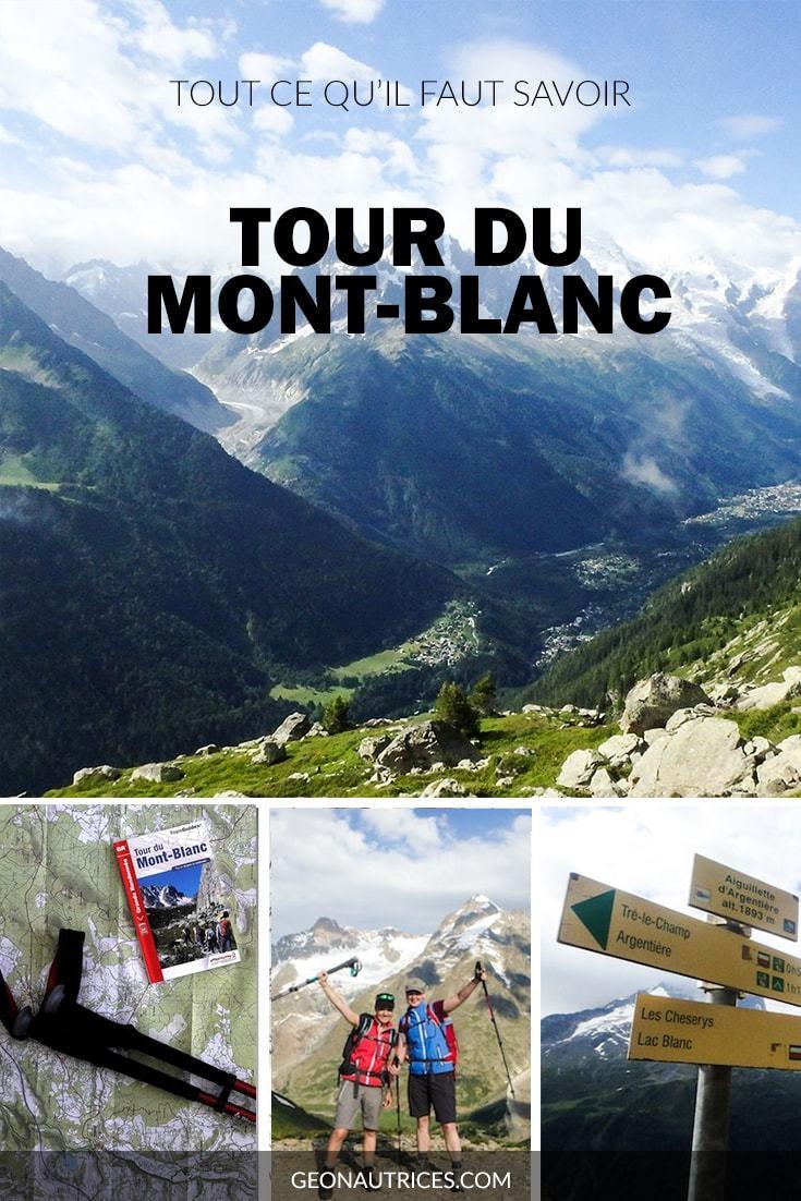 Le Tour du Mont-Blanc est le trek le plus emprunté d'Europe. Avec ces 170km de marche autour du Mont-Blanc, on traverse 3 pays : la France, l'Italie et la Suisse. Nous partageons notre retour d'expérience : notre équipement, notre parcours, nos ressentis, les refuges, etc. Tout ce qu'il y a à savoir pour se préparer ! #trek #trekking #montblanc #GR #randonnée