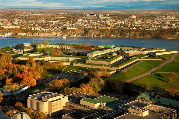 Citadelle de Québec City