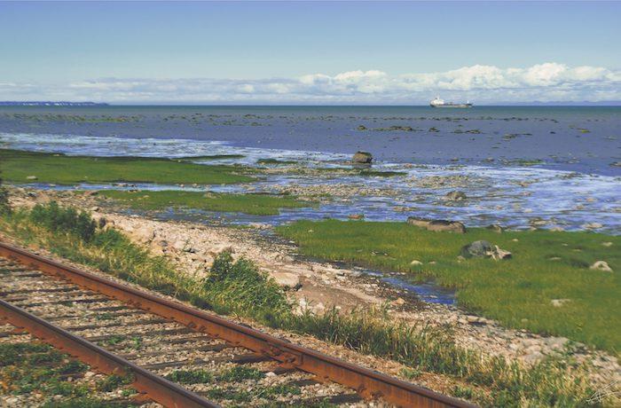 Que faire à Québec - le train de Charlevoix