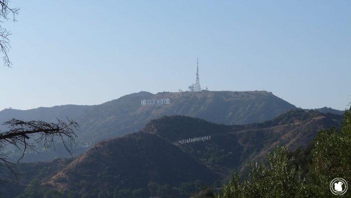 Randonnée Griffith park - Hollywood Sign