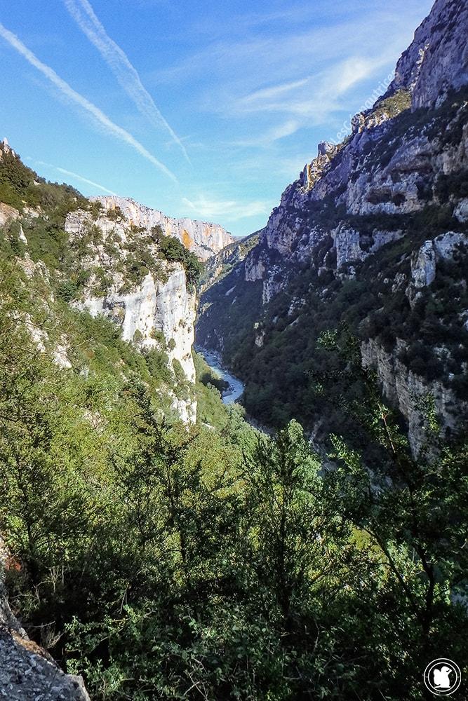Les Gorges du Verdon, lieu de beauté et de paix