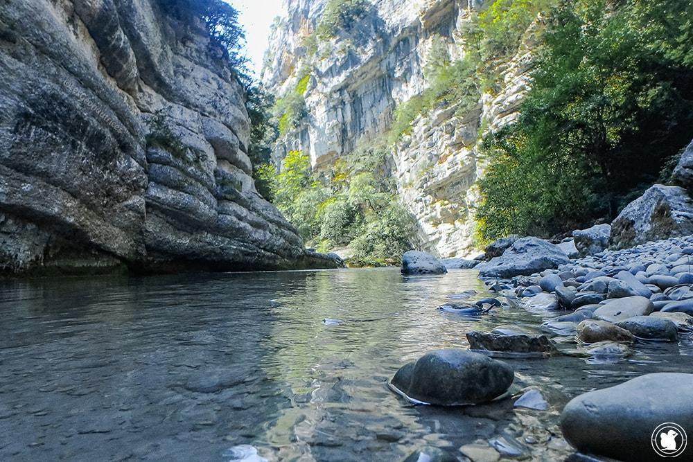 La rivière du Verdon