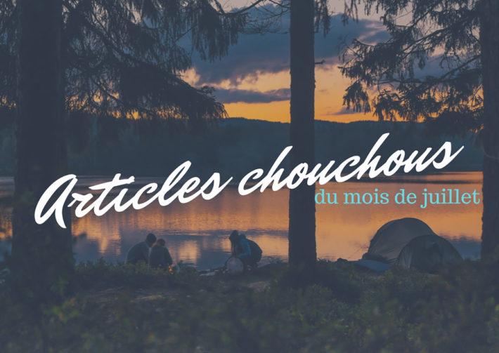 Articles-chouchous