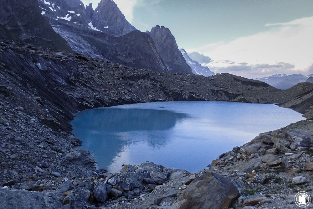 TMB - Lac de Miage