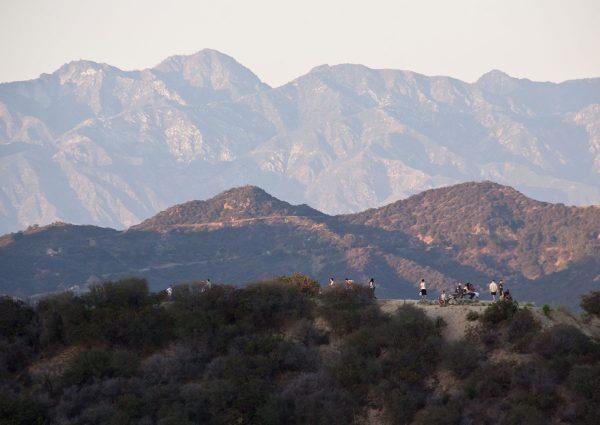 Runyon Canyon Park, Los Angeles