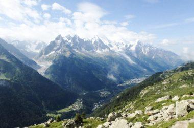 Mont-Blanc du Tacul, Aiguille du Midi