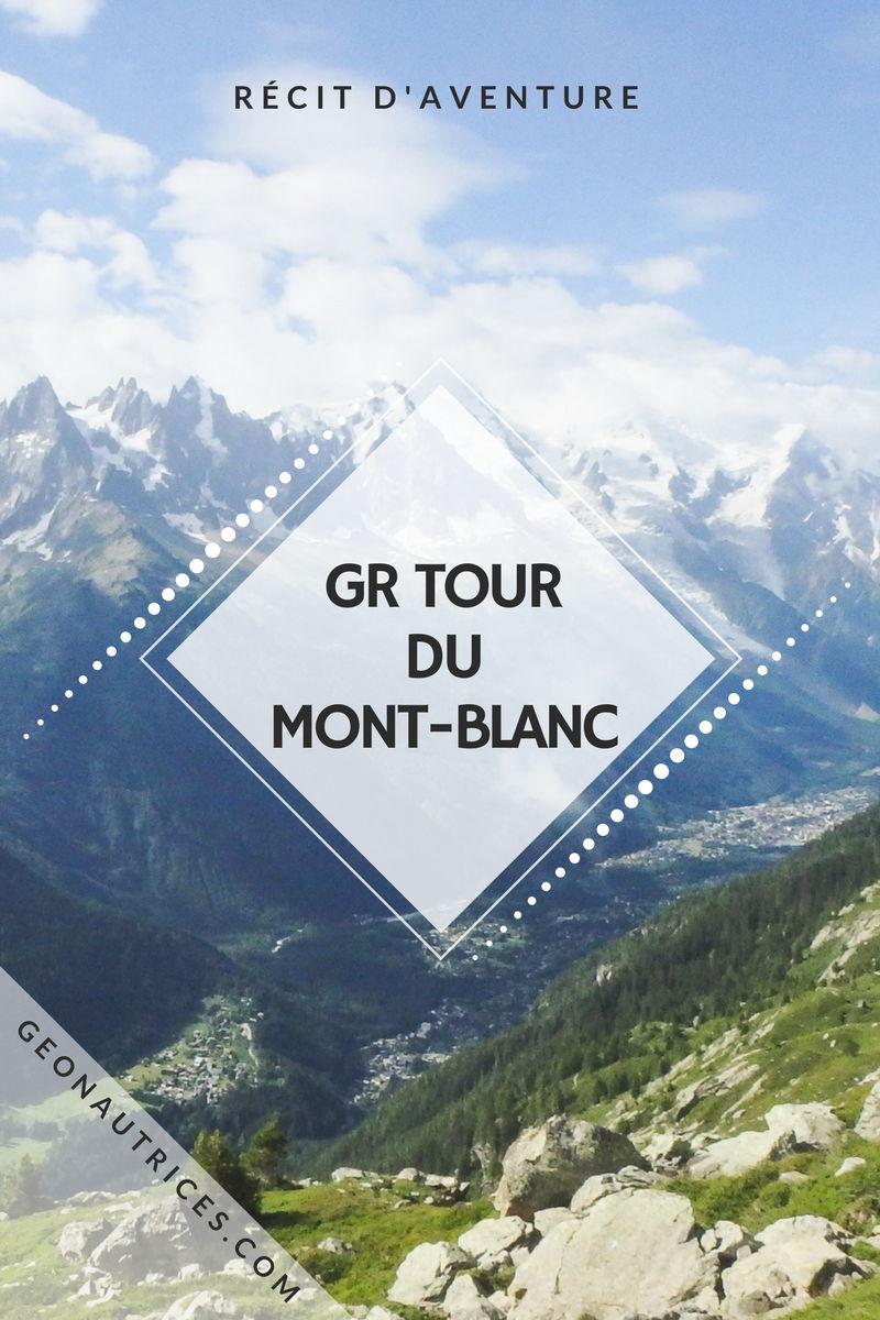 Tour du Mont-Blanc à pied - Enora - Montée du Torrent de Bionnassay