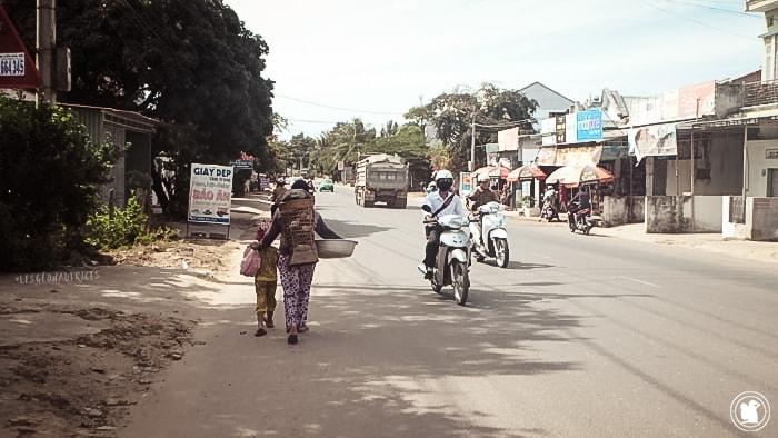 Rue de Kontum, Vietnam