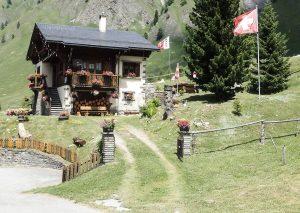 Les refuges du Tour du Mont-Blanc