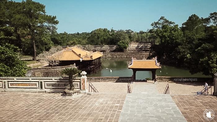 Tombe de Tu Duc, Vietnam