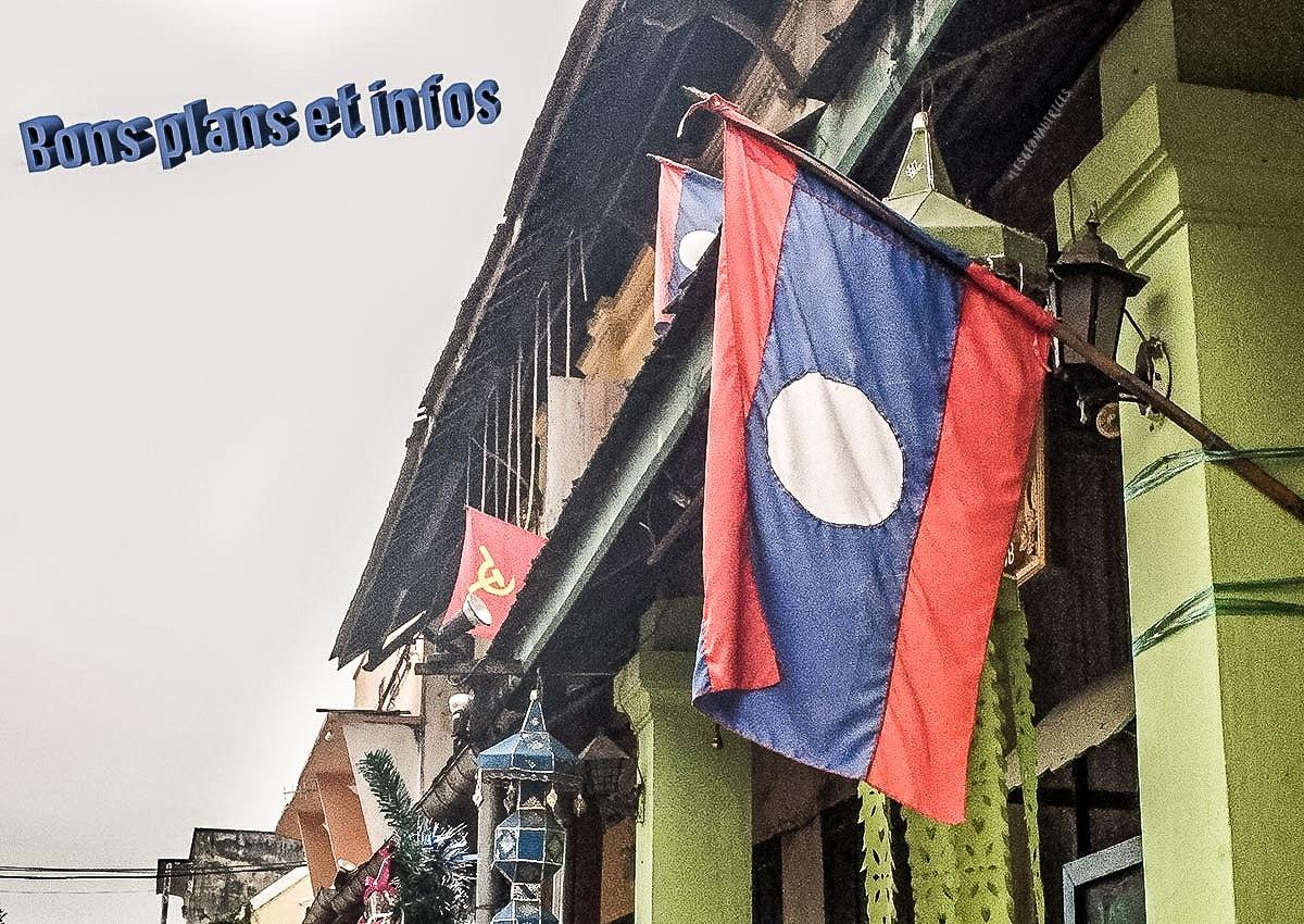 Bons plans et infos Laos
