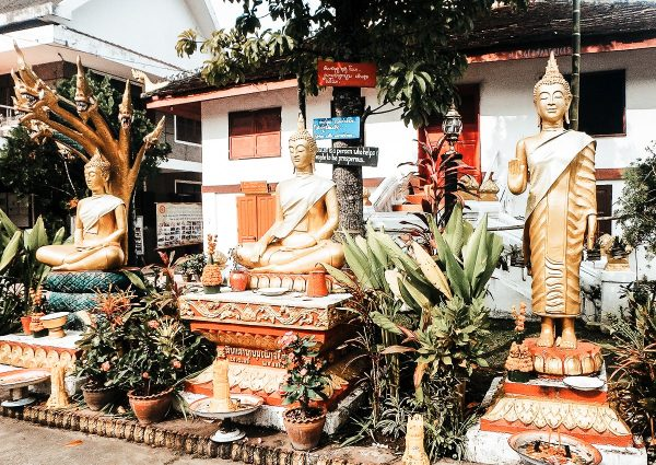 Buddha's of Luang Prabang
