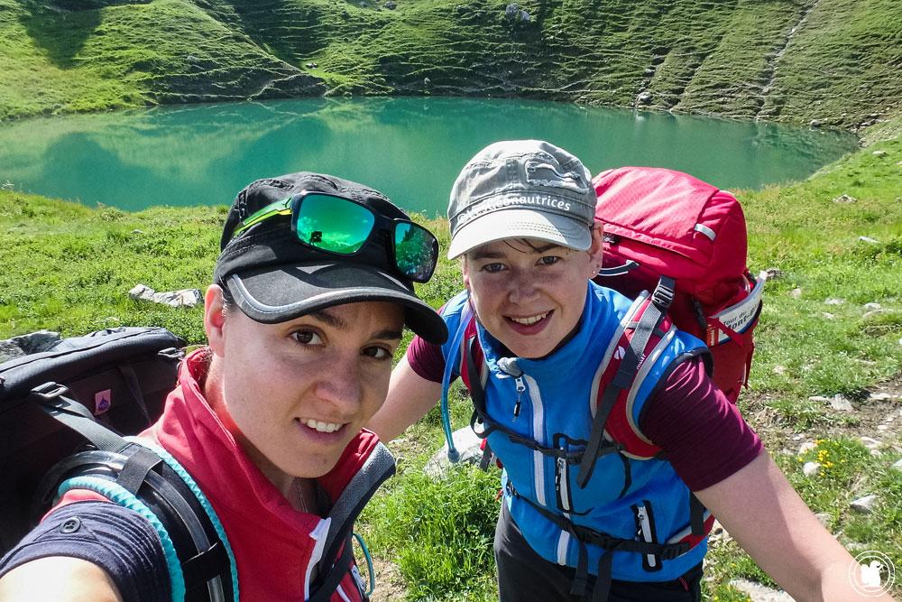 Les Géonautrices - Lac Chécrouit, Italie