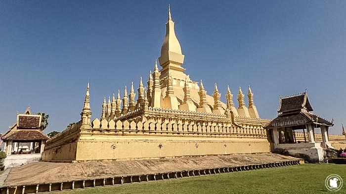 Phra That Luang, Laos