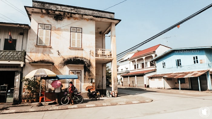 Rue Savannakhet, Laos