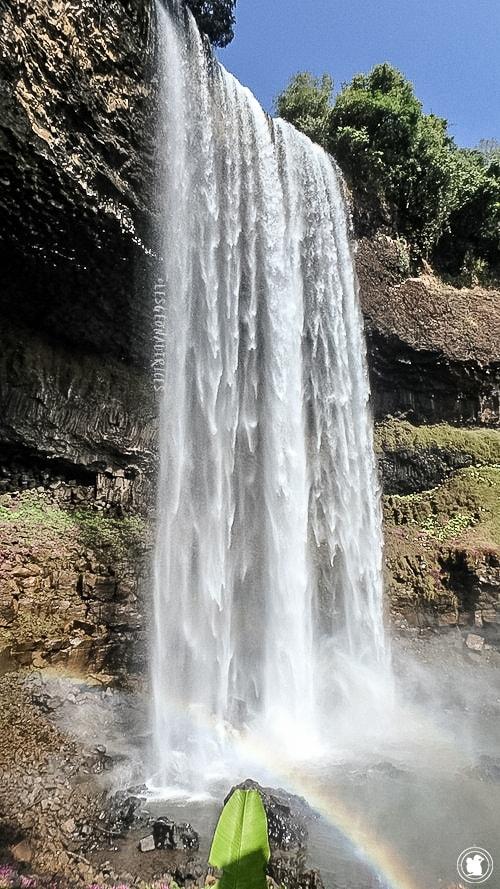 Tad Tayicsua 2, Laos