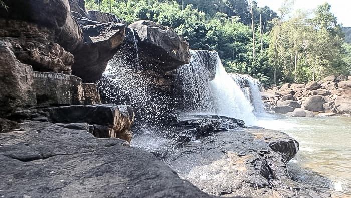 Tad Tiyicsua 5, Laos