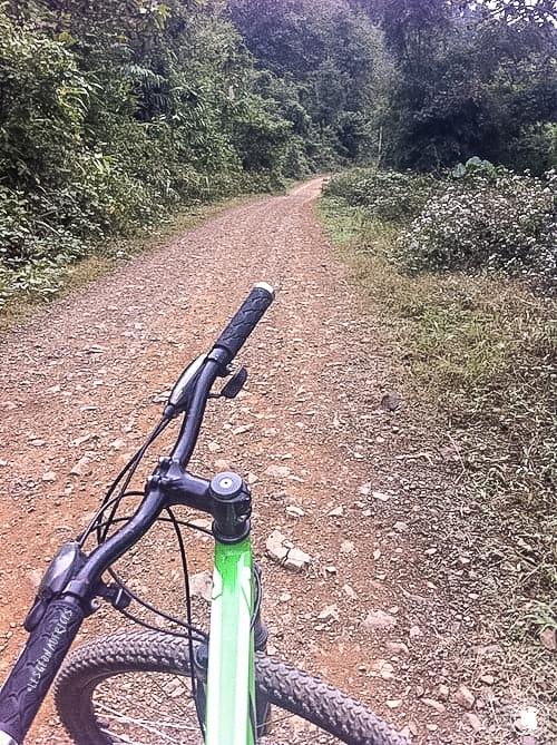 VTT vers Tad Thong, Laos