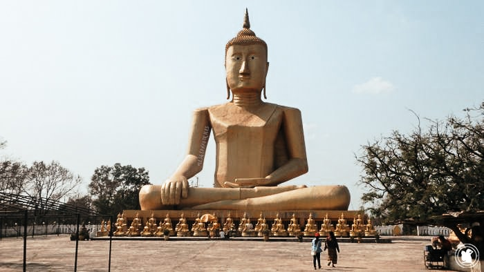 Wat Chompet, Laos