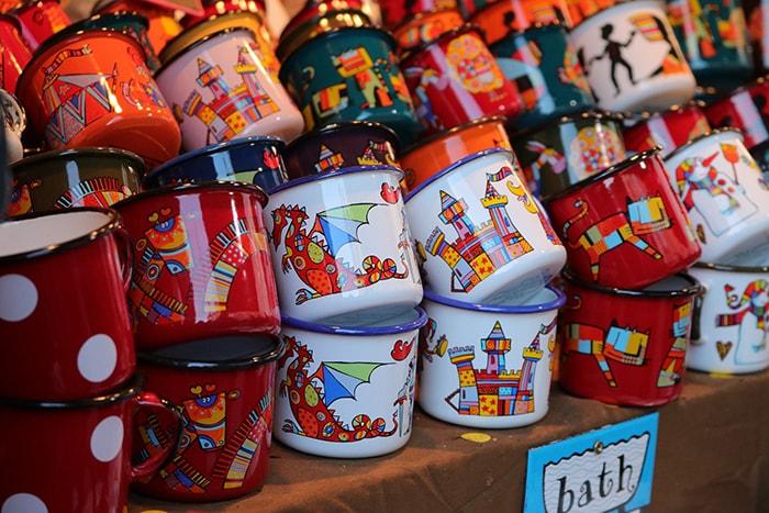Le marché de Noël de Strasbourg