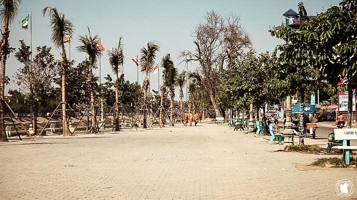 Battambang, Cambodge
