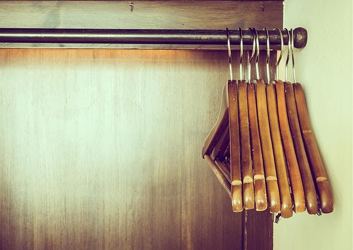 Faire du trie dans ses vêtements et objets inutiles