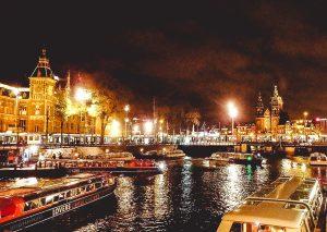 Boire et manger à Amsterdam (pour se consoler d'être sous la pluie de Novembre)