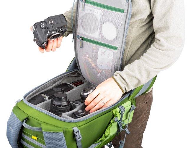 Mindshift Gear Backlight 26L Interieur Camera Insert