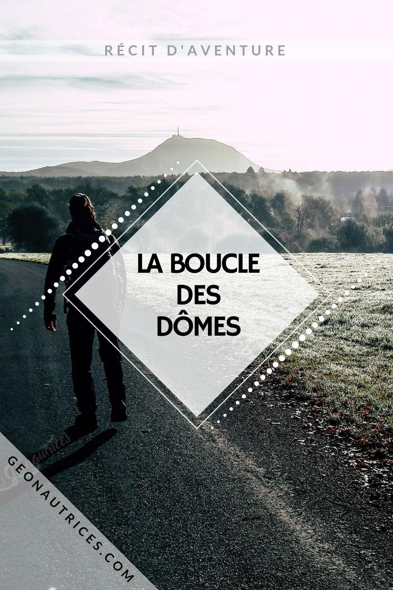 La Boucle des Dômes est une randonnée pédestre de 49 km, faisable en 2 ou 3 jours, qui nous emmène à la rencontre des volcans du Puy-de-Dôme. Découvrez notre récit de randonnée et nos infos. #randonnée #auvergne #france