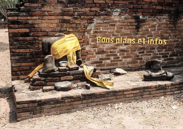 Bons plan et infos thailande