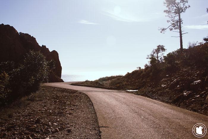 Rocher St Barthelemy - randonnée Pic du Cap Roux