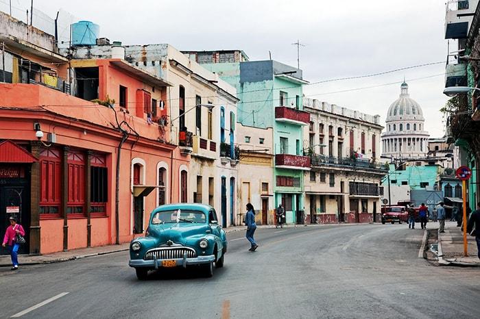 La Havane à Cuba